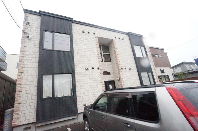 北海道札幌市手稲区、手稲駅徒歩19分の築12年 2階建の賃貸アパート