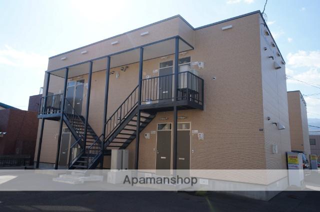 北海道札幌市手稲区、手稲駅徒歩8分の築28年 2階建の賃貸アパート