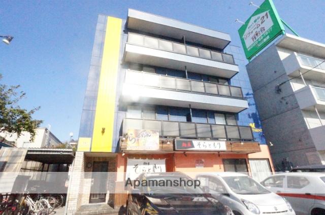 北海道札幌市手稲区、手稲駅徒歩19分の築10年 4階建の賃貸マンション