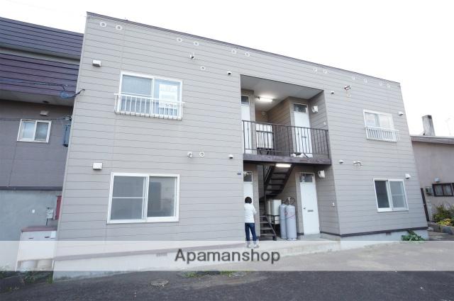 北海道札幌市手稲区、手稲駅徒歩12分の築31年 2階建の賃貸アパート