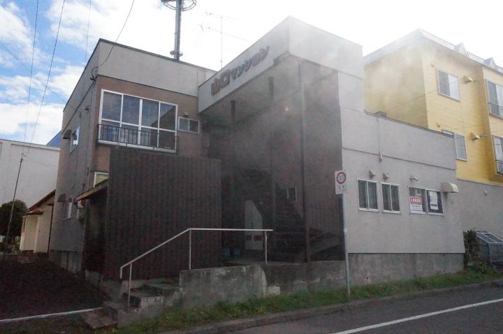 北海道札幌市手稲区、手稲駅徒歩10分の築48年 2階建の賃貸アパート