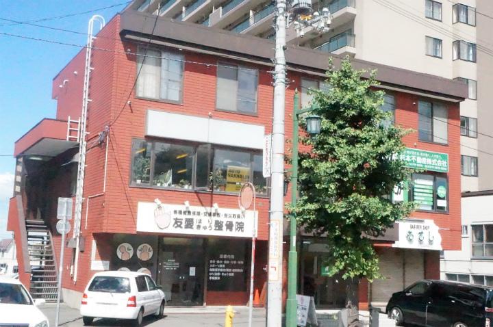 北海道札幌市手稲区、手稲駅徒歩2分の築33年 3階建の賃貸マンション