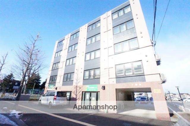 北海道札幌市手稲区、星置駅徒歩3分の築15年 5階建の賃貸マンション