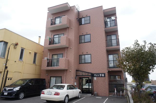 北海道札幌市手稲区、手稲駅徒歩6分の築12年 4階建の賃貸マンション