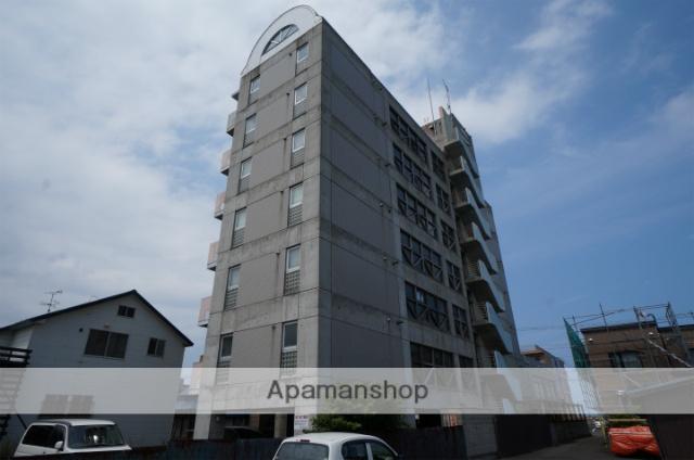 北海道小樽市、銭函駅徒歩5分の築19年 8階建の賃貸マンション