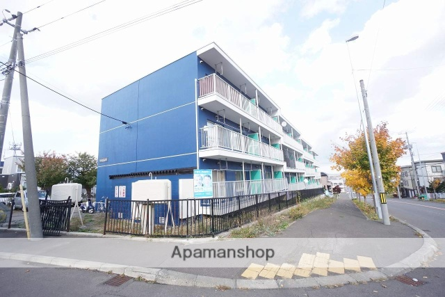 北海道札幌市手稲区、手稲駅徒歩15分の築33年 3階建の賃貸マンション