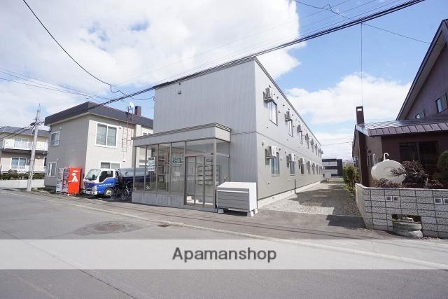 北海道札幌市手稲区、手稲駅徒歩29分の新築 2階建の賃貸アパート