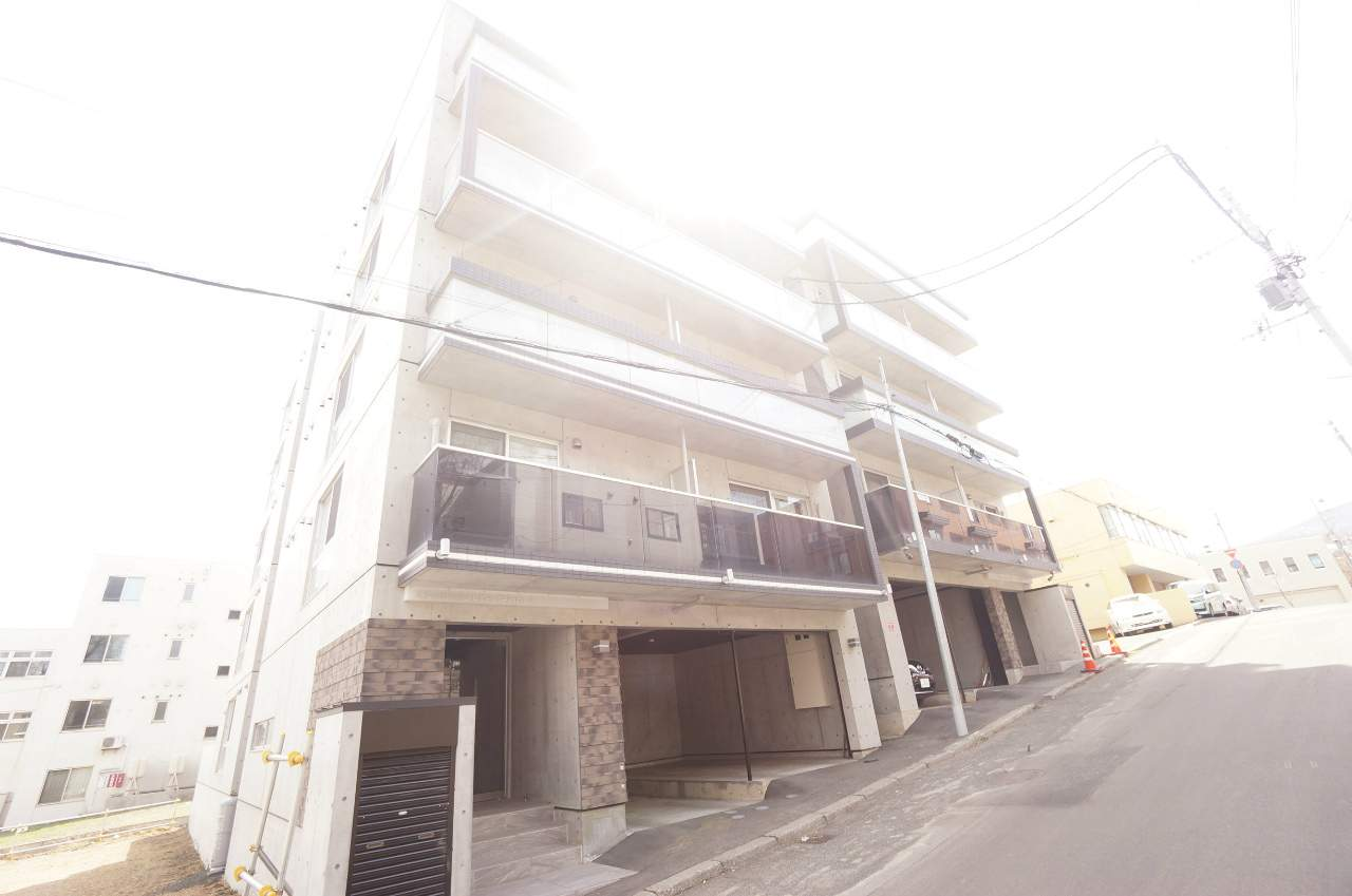 北海道札幌市手稲区、手稲駅徒歩3分の新築 5階建の賃貸マンション