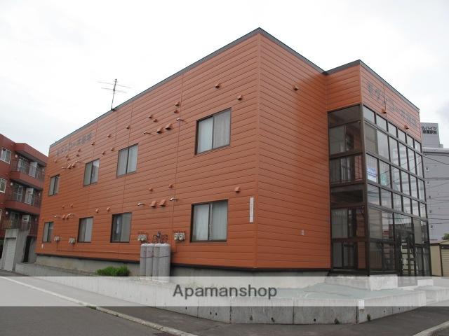 北海道札幌市手稲区、星置駅徒歩5分の築31年 2階建の賃貸アパート