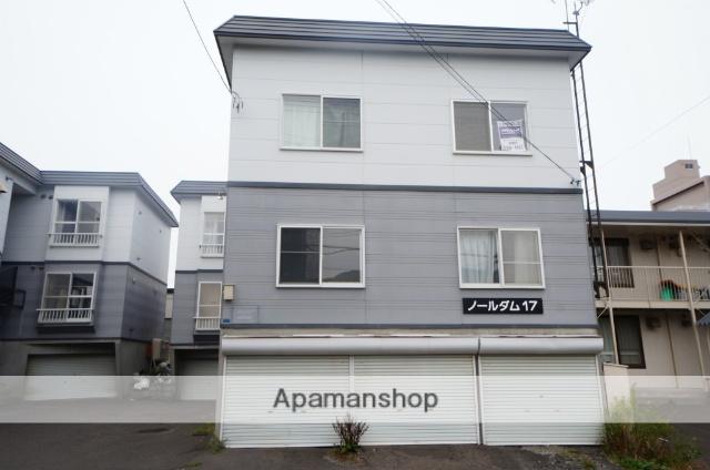 北海道札幌市手稲区、星置駅徒歩5分の築24年 2階建の賃貸アパート