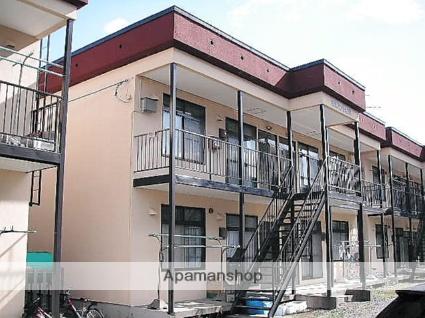 北海道札幌市手稲区、星置駅徒歩15分の築35年 2階建の賃貸アパート