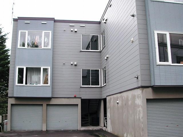 北海道札幌市手稲区、手稲駅徒歩10分の築22年 2階建の賃貸アパート