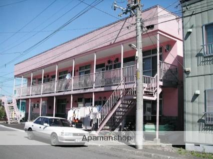 北海道札幌市手稲区、手稲駅徒歩10分の築36年 2階建の賃貸アパート