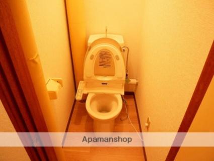 北海道岩見沢市かえで町6丁目[2LDK/52.17m2]のトイレ