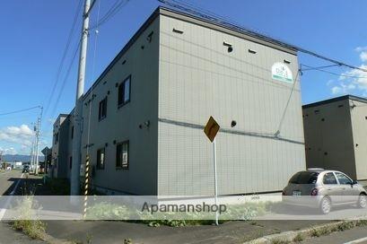 北海道三笠市岡山[3LDK/62.18m2]の外観5