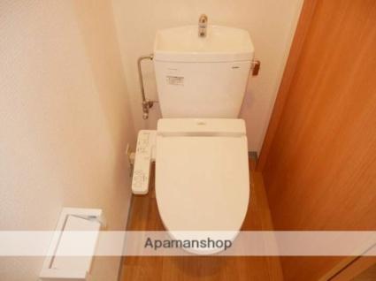 北海道三笠市有明町[2LDK/45.36m2]のトイレ
