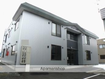 北海道岩見沢市、岩見沢駅徒歩6分の築8年 2階建の賃貸アパート