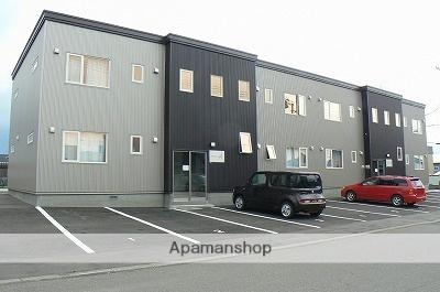 北海道岩見沢市の築4年 2階建の賃貸アパート
