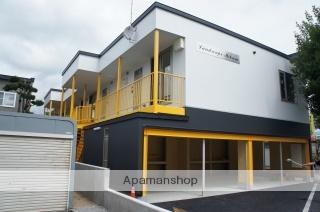 北海道三笠市の築3年 2階建の賃貸アパート