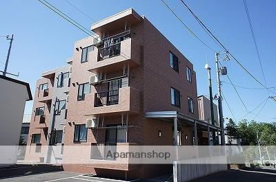 北海道岩見沢市の築11年 3階建の賃貸マンション