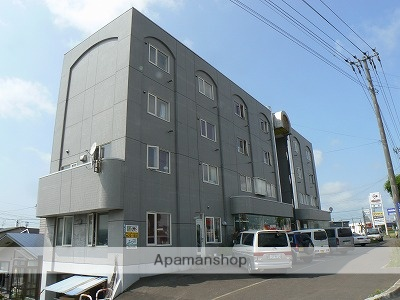 北海道岩見沢市の築29年 4階建の賃貸マンション