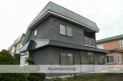 北海道岩見沢市、上幌向駅徒歩5分の築29年 2階建の賃貸一戸建て