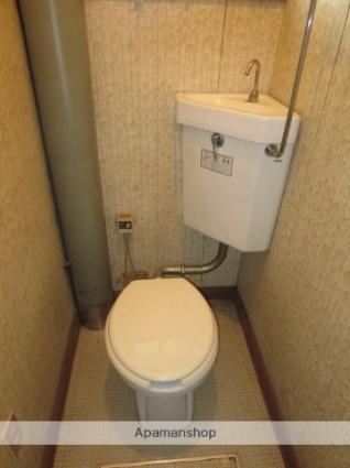 北海道滝川市本町3丁目[3DK/57.75m2]のトイレ