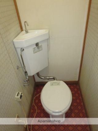 北海道滝川市本町3丁目[2DK/49.7m2]のトイレ
