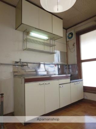 北海道滝川市本町3丁目[2DK/49.7m2]のキッチン