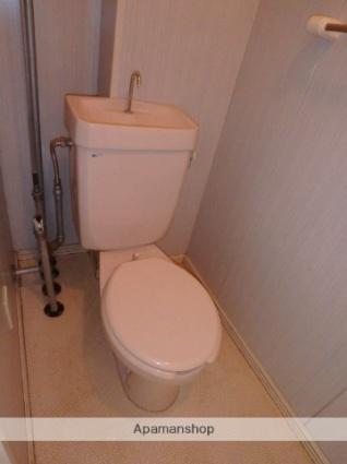 シルク[1DK/26.5m2]のトイレ