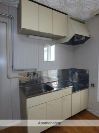 シルク[1DK/26.5m2]のキッチン
