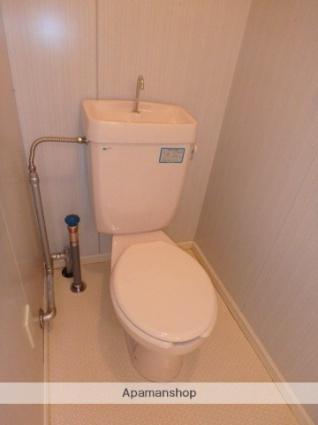 北海道滝川市西町2丁目[1DK/26.5m2]のトイレ