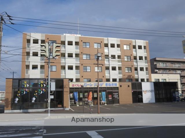 北海道滝川市、滝川駅徒歩3分の築11年 5階建の賃貸マンション