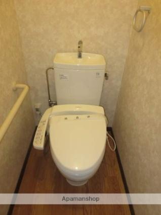 ハッピーマンション[2LDK/75.1m2]のトイレ