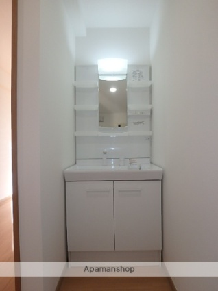 ハイツ原[2DK/39.6m2]の洗面所