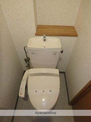 ブリックコート・Ⅰ[1LDK/50.28m2]のトイレ