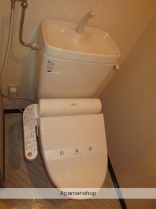 ジョリ・ヴェール[2DK/49.97m2]のトイレ