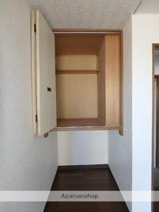 Tsumotoクリーンハイツ[1R/23.12m2]の収納
