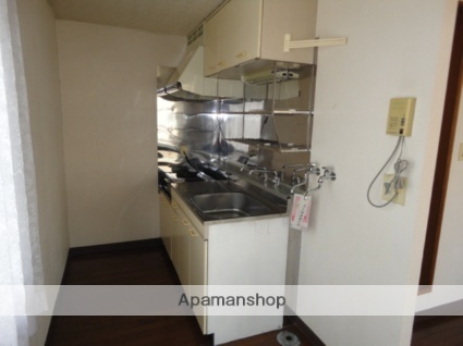 Tsumotoクリーンハイツ[1R/23.12m2]のキッチン