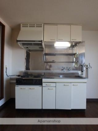 Tsumotoクリーンハイツ[1DK/31.15m2]のキッチン