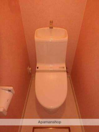 プランドール[2LDK/64m2]のトイレ