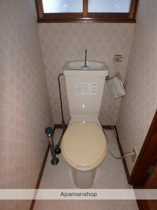 アポロ[2DK/44.55m2]のトイレ