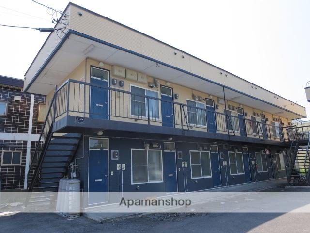 北海道滝川市、滝川駅中央バスバス5分本町局前下車後徒歩2分の築28年 2階建の賃貸アパート
