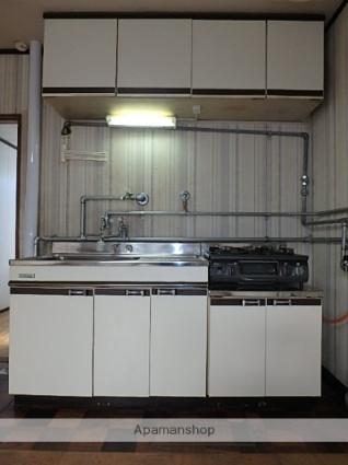 ハイツ日の出[2DK/46.5m2]のキッチン