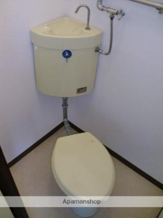 オリス赤平[1R/22.68m2]のトイレ