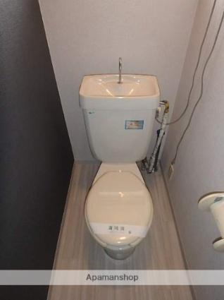 FLAT[2DK/46.3m2]のトイレ