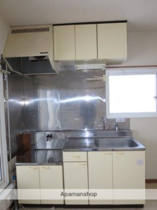 オリエンタルコーポ[1DK/37.26m2]のキッチン