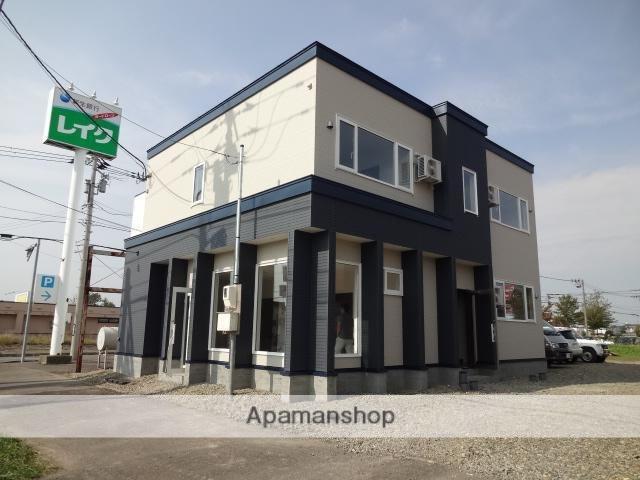 北海道滝川市、滝川駅徒歩15分の新築 2階建の賃貸アパート