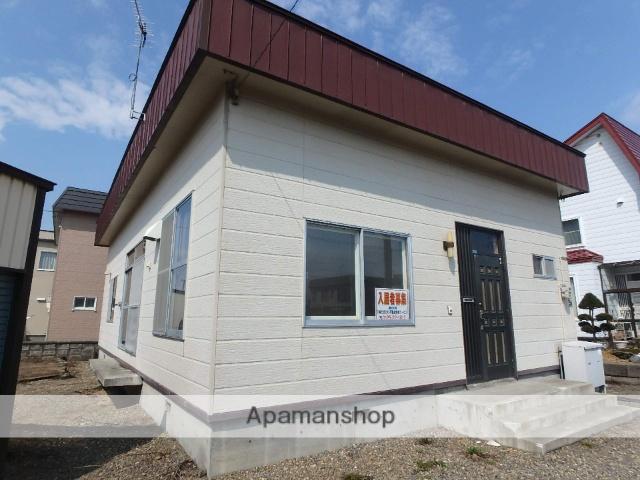 北海道滝川市の築23年 1階建の賃貸一戸建て