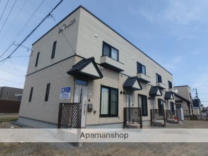 北海道滝川市、滝川駅バス15分米穀工場前下車後徒歩5分の築12年 2階建の賃貸アパート